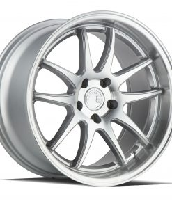 DS02 DS02 18X9.5 5X100 Silver Machined