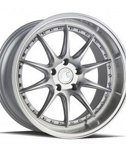 DS07 DS07 18X10.5 5X114.3 Silver Machined