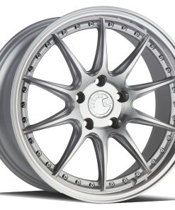 DS07 DS07 18X8.5 5X114.3 Silver Machined