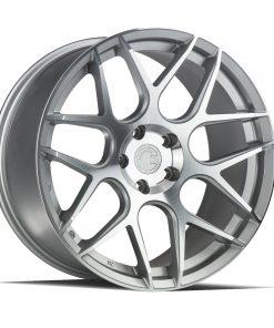 LS002 LS002 18X8 5X120 Silver Machined