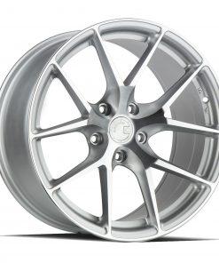 LS007 LS007 18X8 5X120 Silver Machined