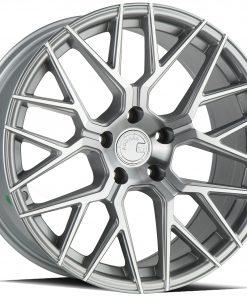 LS009 LS009 18X9 5X120 Silver Machined