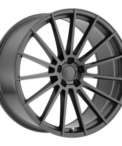 STIRLING STIRLING 22X11.5 5X112 Gloss Gun Metal